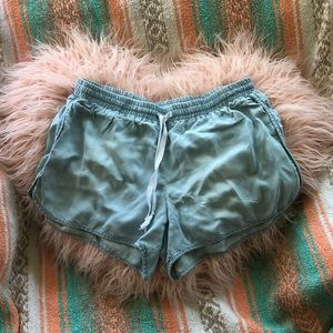 Thread and Supply shorts